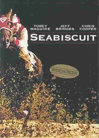 Seabiscuit - (Region 1 Import DVD)