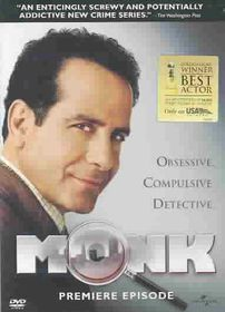 Monk:Premiere Episode - (Region 1 Import DVD)