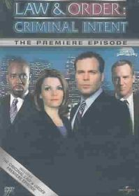Law & Order:Criminal Intent Premiere - (Region 1 Import DVD)