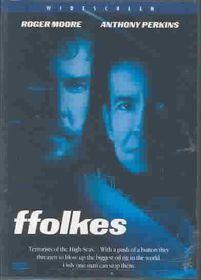 Ffolkes - (Region 1 Import DVD)