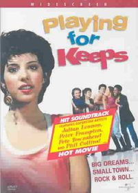 Playing for Keeps - (Region 1 Import DVD)