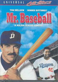 Mr. Baseball - (Region 1 Import DVD)
