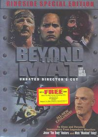 Beyond the Mat Ringside - (Region 1 Import DVD)
