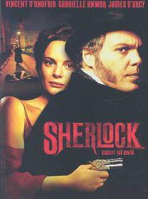 Sherlock:Case of Evil - (Region 1 Import DVD)