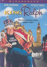 King Ralph - (Region 1 Import DVD)
