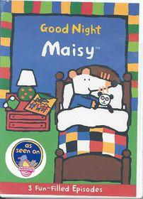 Good Night Maisy - (Region 1 Import DVD)