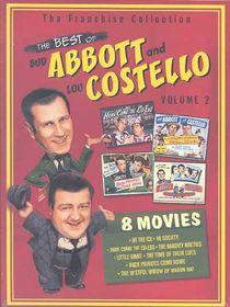 Best of Bud Abbott and Lou Costello Vol 2 - (Region 1 Import DVD)