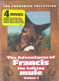 Adventures of Francis the Talking Mule: Vol 1 - (Region 1 Import DVD)