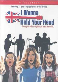 I Wanna Hold Your Hand Collector's Edition - (Region 1 Import DVD)