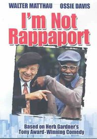 I'm Not Rappaport - (Region 1 Import DVD)
