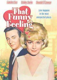 That Funny Feeling - (Region 1 Import DVD)