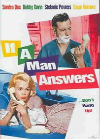 If a Man Answers - (Region 1 Import DVD)