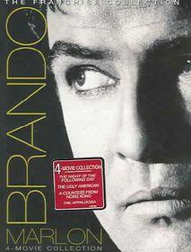 Marlon Brando 3 Movie Collection - (Region 1 Import DVD)