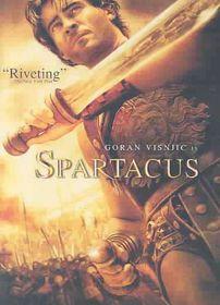 Spartacus Mini Series - (Region 1 Import DVD)