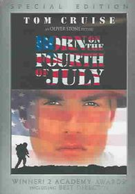 Born On The Fourth Of July: Special Edition (Region 1 Import DVD)
