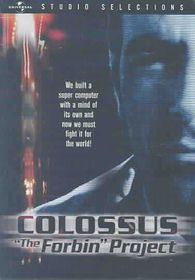 Colossis:Forbin Project - (Region 1 Import DVD)