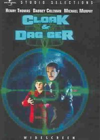 Cloak & Dagger - (Region 1 Import DVD)