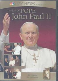 NBC News Presents: The Life of Pope John Paul II - (Region 1 Import DVD)