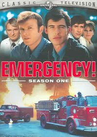 Emergency:Season One - (Region 1 Import DVD)