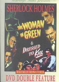Woman in Green/Dressed to Kill - (Region 1 Import DVD)