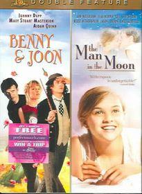Man in the Moon/Benny & Joon - (Region 1 Import DVD)