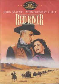 Red River - (Region 1 Import DVD)
