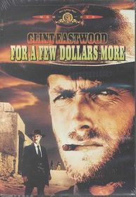 For a Few Dollars More (Region 1 Import DVD)