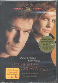 Thomas Crown Affair - (Region 1 Import DVD)
