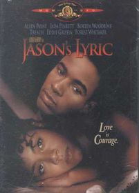 Jason's Lyric - (Region 1 Import DVD)