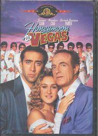 Honeymoon in Vegas - (Region 1 Import DVD)