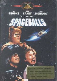 Spaceballs - (Region 1 Import DVD)