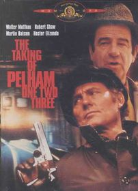 Taking of Pelham One Two Three - (Region 1 Import DVD)
