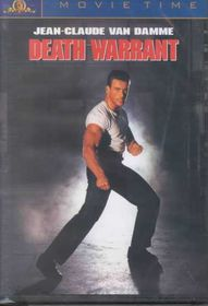 Death Warrant - (Region 1 Import DVD)