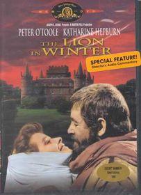 Lion in Winter - (Region 1 Import DVD)