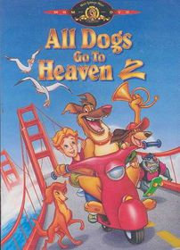 All Dogs Go to Heaven 2 - (Region 1 Import DVD)
