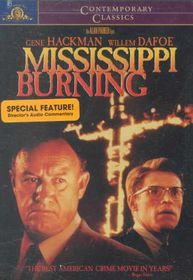Mississippi Burning - (Region 1 Import DVD)