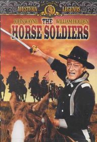 Horse Soldiers - (Region 1 Import DVD)