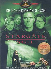 Stargate Sg-1 Volume 2 - (Region 1 Import DVD)