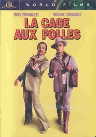 La Cage Aux Folles - (Region 1 Import DVD)