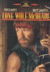 Lone Wolf Mcquade - (Region 1 Import DVD)