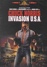 Invasion USA - (Region 1 Import DVD)