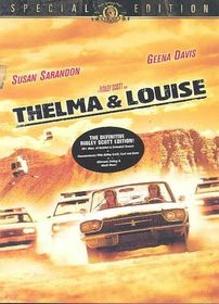 Thelma & Louise - Special Edition - (Region 1 Import DVD)