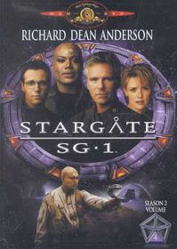 Stargate Sg-1 Season 2 Volume 4 - (Region 1 Import DVD)