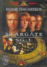 Stargate Sg 1:Season 3 Vol 2 - (Region 1 Import DVD)