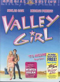Valley Girl - Special Edition - (Region 1 Import DVD)