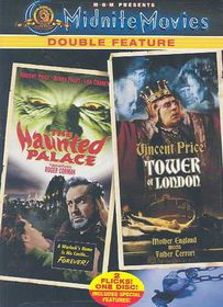 Haunted Palace/Tower of London - (Region 1 Import DVD)
