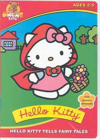 Hello Kitty Tells Fairy Tales - (Region 1 Import DVD)