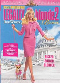 Legally Blonde 2 - (Region 1 Import DVD)