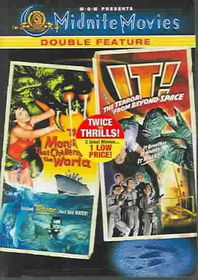 Monster That Challenged the World/It! Terror From Beyond Space (Region 1 Import DVD)