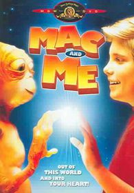 Mac and Me - (Region 1 Import DVD)